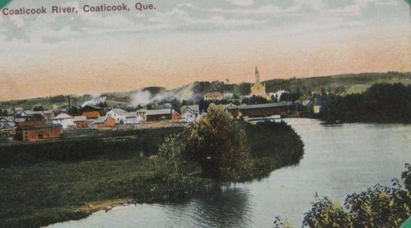 Rivière Coaticook