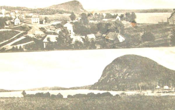 In early 1900