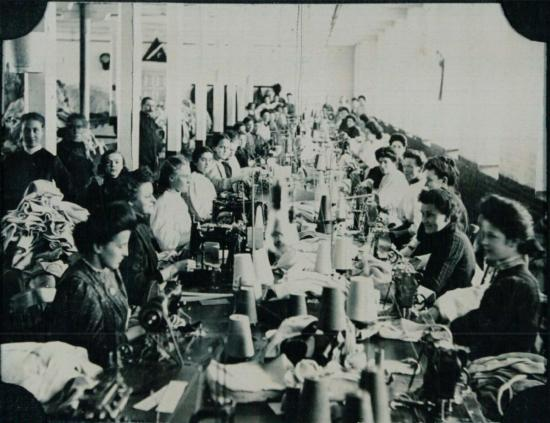 Workers in the Penmens between 1920 and 1930