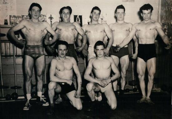 Club d'haltérophilie