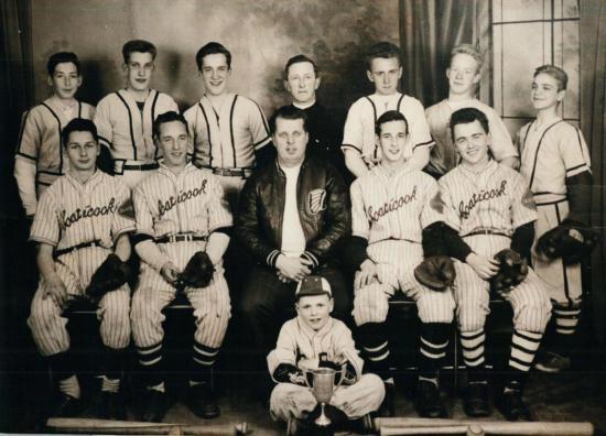 Équipe de basebal de Coaticook