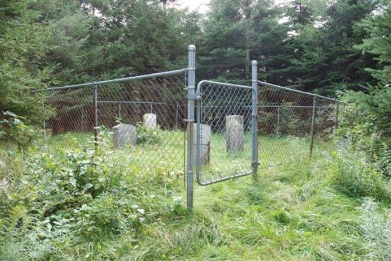 Le cimetière familial Child fut utilisé sur une période d'environ 30 ans, de 1873 à 1903, selon les inscriptions visibles sur les pierres tombales. La plus ancienne stèle funéraire dont les inscriptions sont lisibles à ce jour appartient à Lester A. Hill, fils de Rufus Hill et Abbie M. Child, décédé le 3 mars 1873 à l'âge de 2 ans, 1 mois et 8 jours.