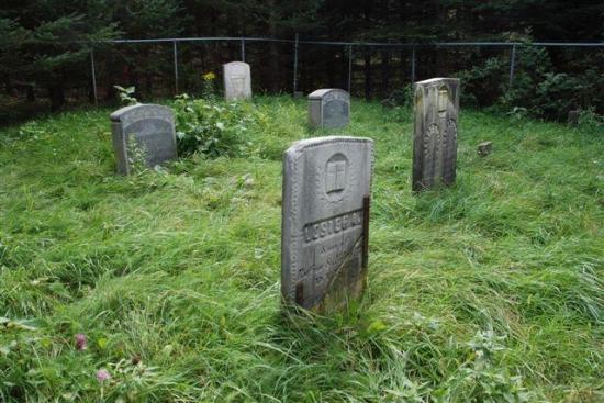 Quelques pierres non gravées présentes dans le cimetière laissent penser que d'autres inhumations y ont eu lieu sans toutefois laisser de trace sur le nom des défunts.