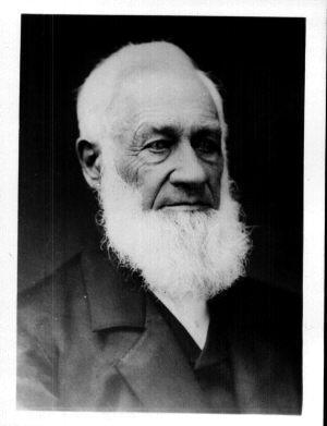 Aaron A. Adams fut le premier maire de Coaticook. 1864-1865 / 1868-1871 / 1881-1882