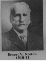 Ernest V. Norton fut maire de Coaticook en 1910-1911