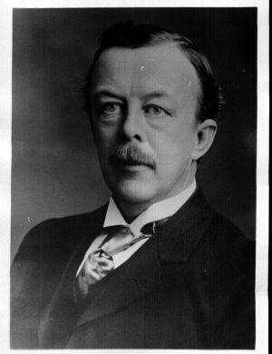 Ludger Auguste Gérin fut maire de Coaticook en 1912-1913