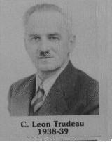 Léon C. Trudeau fut maire de Coaticook en 1938-1939