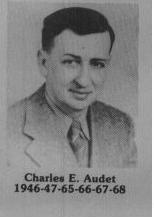 Charles E. Audet fut maire de Coaticook en 1946-1947 / 1965-1968