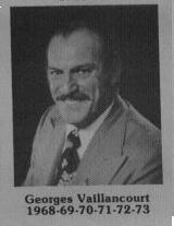 Georges Vaillancourt fut maire de Coaticook en 1968-1973