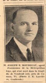 Joseph E. Boudreau