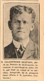 Télesphore Beaudin