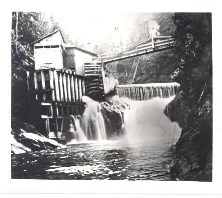 Barrage Belding Turbine