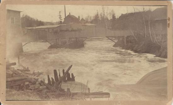 Pont de la bettrave -rivière