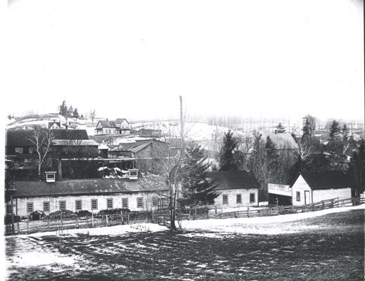 Wollen Mills