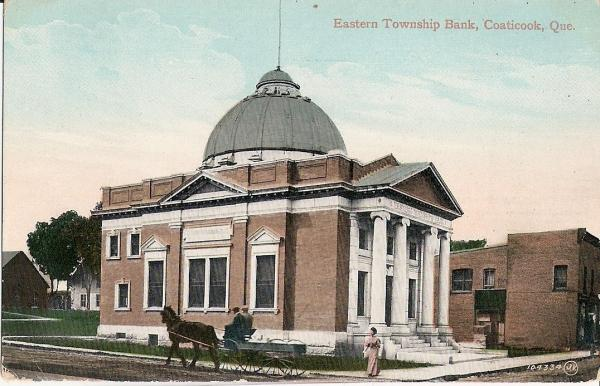 Eastern Townships Bank of Coatricook,
