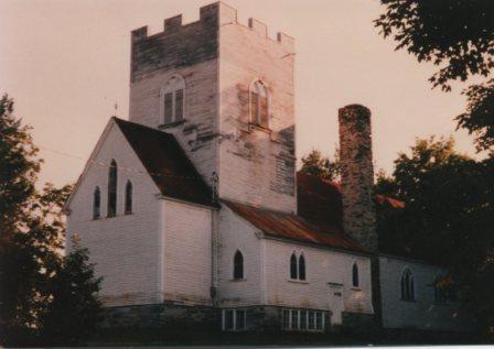 Église anglicane de Compton, St-James the less